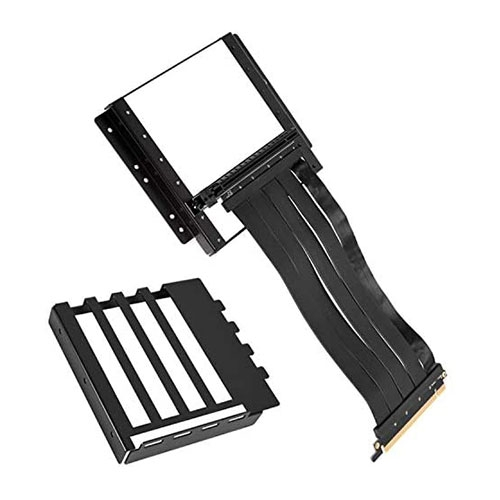 Lian Li Riser Card Cable + PCI-E Slot Back Panel | O11D-1