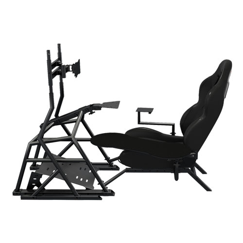 Obutto Revolution Cockpit Gaming Desk with Chair - 030010013 | OB REVC