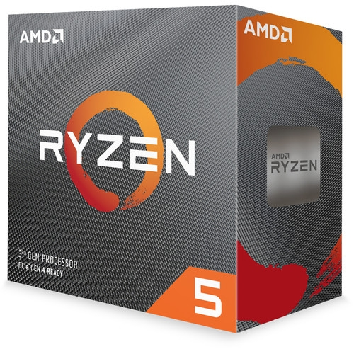AMD Ryzen 5 3600 3.6 GHz Six-Core AM4 Processor | 100-100000031BOX