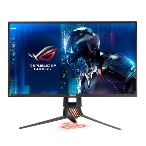 "ASUS ROG Swift PG258Q 24.5"" Full HD 1080p 1ms 240Hz DP HDMI Eye Care G-SYNC eSports Gaming Monitor 