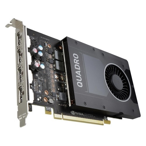 PNY Quadro P2000 VCQP2000-PB 5GB 160-bit GDDR5 PCI Express 3.0 x16 Video Cards - Workstation | VCQP2000-PB