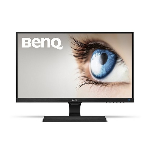 BenQ 27-Inch 1080 Monitor, Slim Bezel, BI Technology,20M:1, HDMI(2) / VGA, 60Hz refresh rate | EW2775ZH