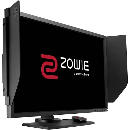 BenQ ZOWIE 27 inch 240Hz eSports Gaming Monitor, 1080p, 1ms Response Time, Black eQualizer, Color Vibrance, S-Switch, Shield, Height Adjustable | XL2740