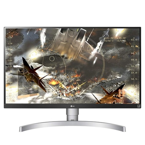 "LG 27UK650-W 27"" Class 4K UHD IPS LED Monitor with HDR 10 (27"" Diagonal, HDR, FreeSync, 2 HDMI, DisplayPort) 