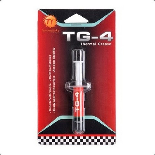 Thermaltake TG4 Thermal Grease Compound Paste | CL-O001-GROSGM-A