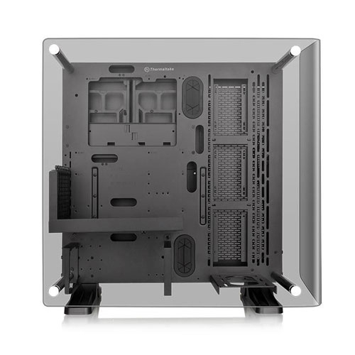 Thermaltake Core P3 Tempered Glass Curved Edition, Wall Mount, SGCC Computer Case | CA-1G4-00M1WN-05