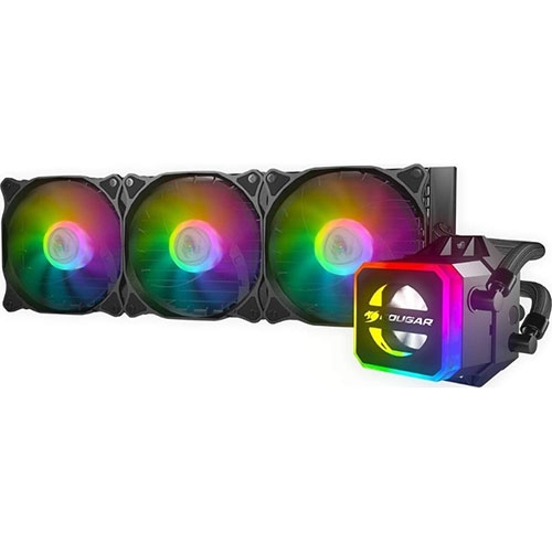 Cougar Helor 360mm with Addressable RGB CPU Liquid Cooler | CG-CL-HELOR360-RGB