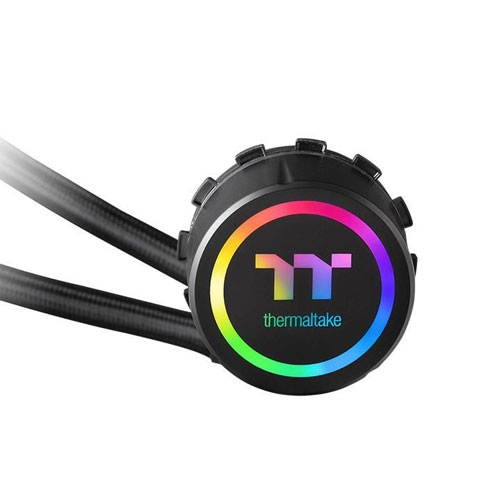 Thermaltake Water 3.0 240mm ARGB Sync Edition CPU Fan Cooler | CL-W233-PL12SW-A