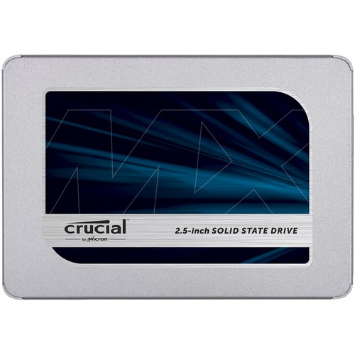 "Crucial 250GB MX500 2.5"" Internal SSD 