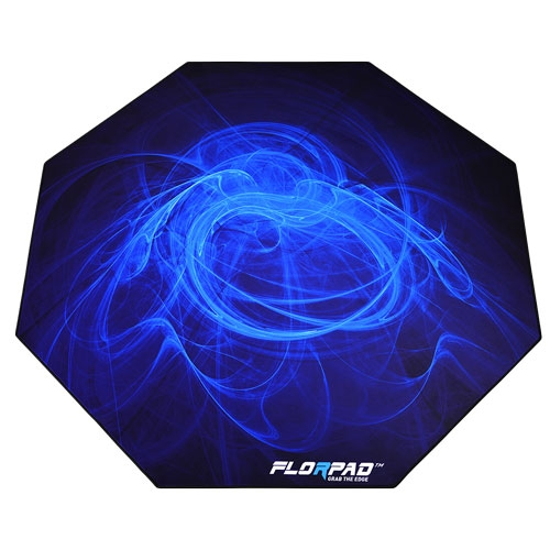 Florpad Arctic Grip with the ultimate floor mat for Gaming/Office Chair