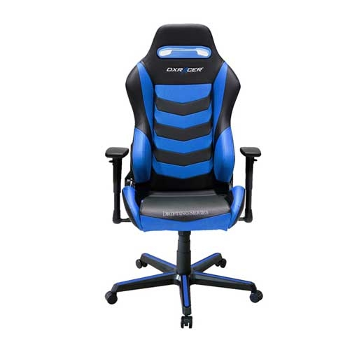 DXRacer Drifting Series Gaming Chair - Black/Blue | GC-D166-NB-M4
