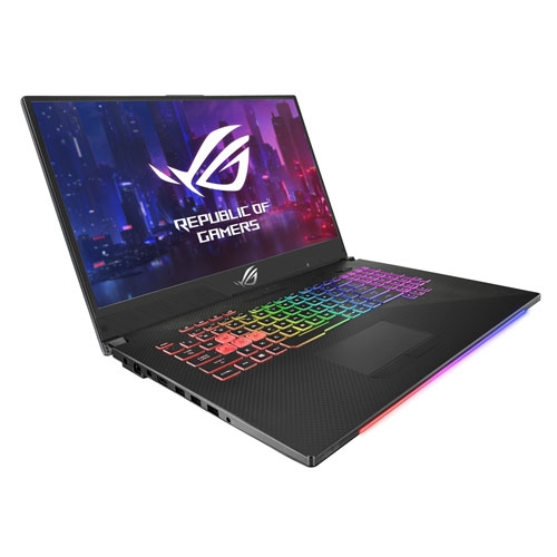 Asus ROG Strix SCAR II Gaming Laptop Intel Core i7-8750H, 17.3-inch 144Hz 3ms, RTX 2070 8GB GDDR6, 16GB Ram, 1TB+256SSD, Win10  | GL704GW-EV011T