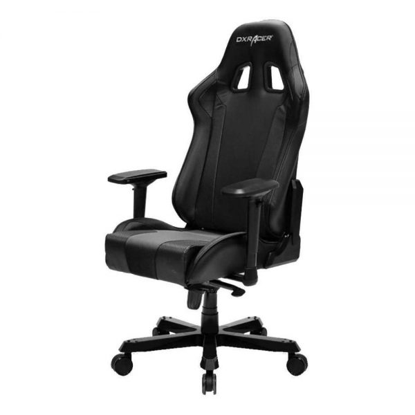 DXRacer OH/KS06/N King Series Black Gaming Chair | OH/KS06/N