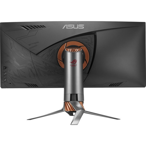 "ASUS ROG Swift 34"" 21:9 Curved Ultra-Wide G-Sync IPS Monitor 