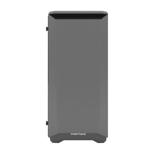 Phanteks Eclipse P400S Silent Edition Tempered Glass/Steel RGB ATX Mid Tower Computer Case - Anthracite Grey | PH-EC416PSTG_AG