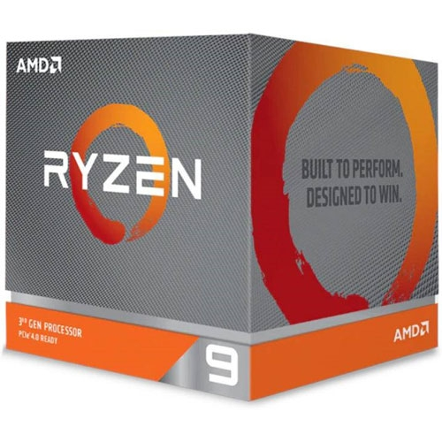 AMD Ryzen 9 3950X  16 Cores, 32 Threads, Up to 4.7GHz, Unlocked, Cache 64MB Processor | 100-100000051WOF