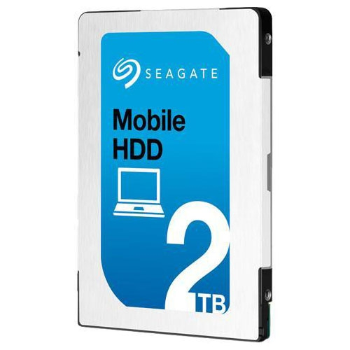 "Seagate 2TB 128MB Cache SATA 6.0Gb/s 2.5"" Internal Notebook Hard Drive 