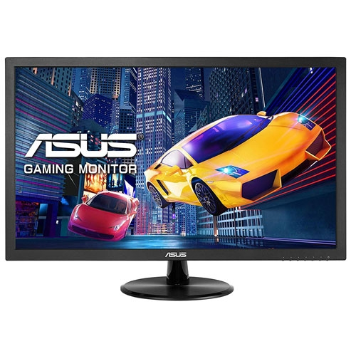 Asus VP248H 24-inch Full HD, 1ms, 75Hz, Adaptive-Sync, Low Blue Light, Flicker Free Gaming Monitor | VP248H