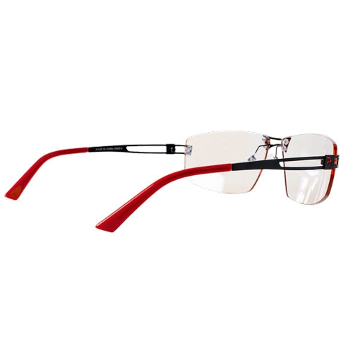 Arozzi Visione VX-600-RED Gaming Glasses | VX600-5