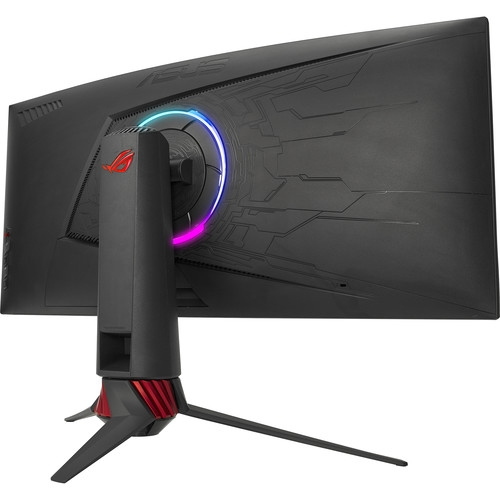 "ASUS ROG Strix 35"" 21:9 Curved 100 Hz FreeSync LCD Monitor 