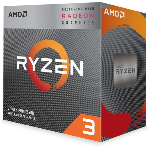 AMD Ryzen 3 3200G 3.6 GHz Quad-Core AM4 Processor | YD3200C5FHBOX