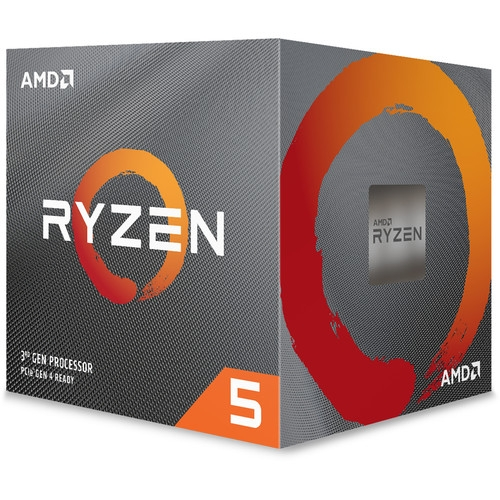 AMD Ryzen 5 3400G 3.7 GHz Quad-Core AM4 Processor  | YD3400C5FHBOX